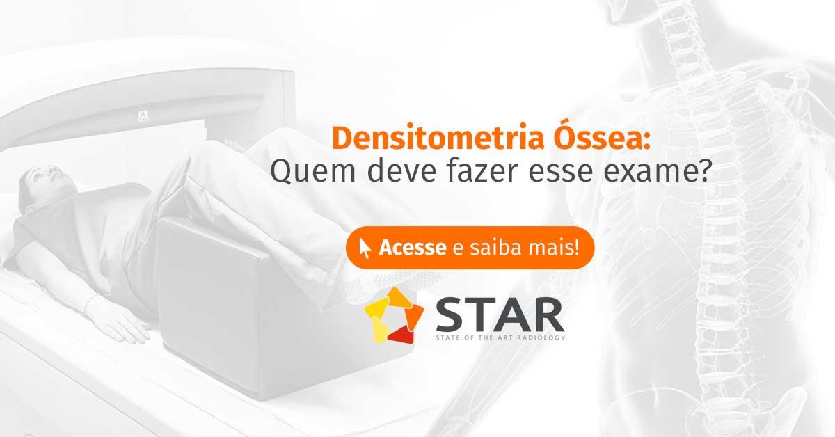 Densitometria óssea: quem deve fazer esse exame? | STAR Telerradiologia 1