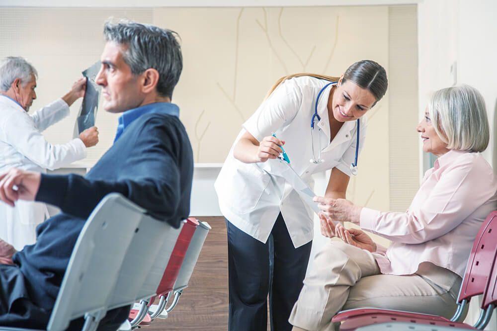 Como aumentar o numero de pacientes em sua clínica de radiologia
