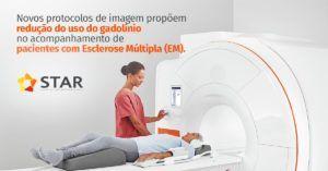 Novos protocolos de imagem propõem redução do uso do gadolínio no acompanhamento de pacientes com Esclerose Múltipla (EM)   STAR Telerradiologia