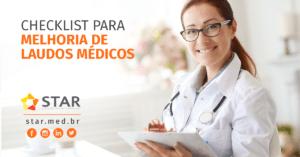 Checklist para melhoria de laudos médicos | STAR Telerradiologia 1
