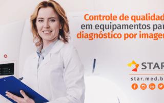 Controle de qualidade em equipamentos para diagnóstico