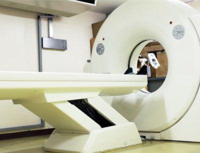 aparelho de medicina nuclear