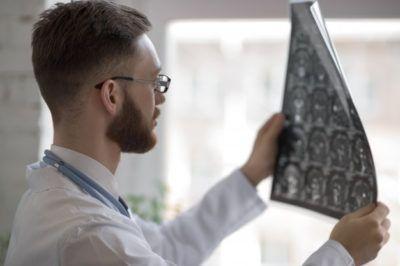 diagnóstico via medicina nuclear