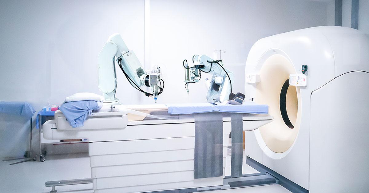 maquina para telecirurgia