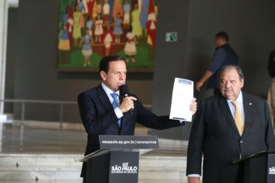 Quarentena funciona: São Paulo retarda o pico da pandemia e segura colapso do sistema de saúde | STAR Telerradiologia