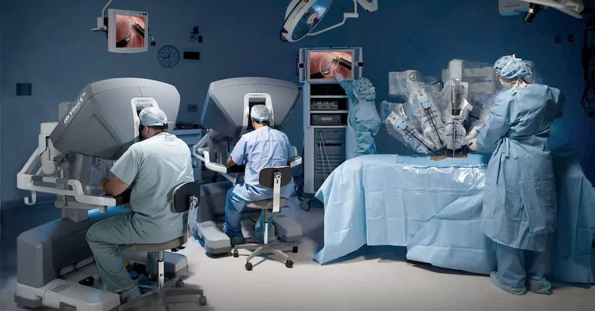 telecirurgia em telemedicina