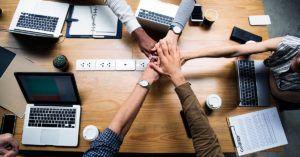 trabalho de equipe futuro das profissões