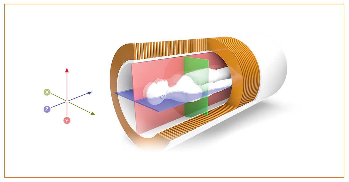 aparelho de ressonância magnética