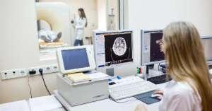 computador de ressonância magnética