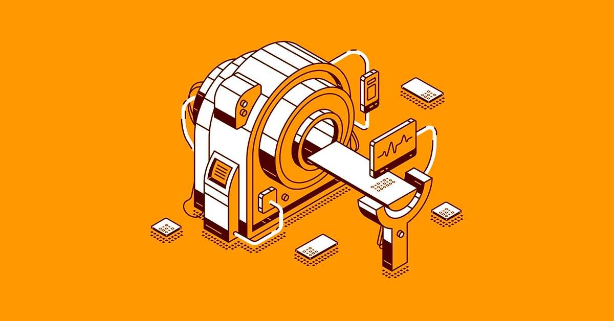 sistema de ressonância magnética