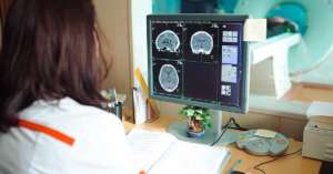 Exame de Tomografia Computadorizada