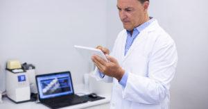 radiologista usando ia