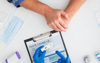 teste de covid-19