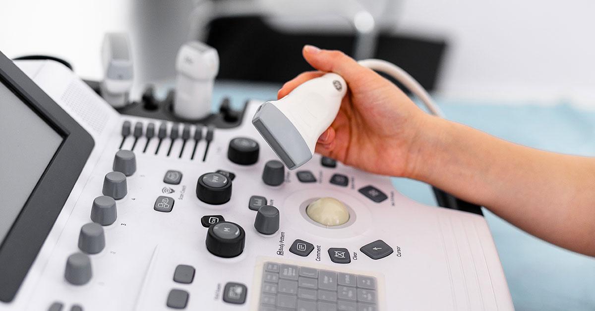 transdutor ultrassonografia