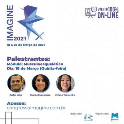 Congresso Imagine 2021 contou com 13 palestrantes da STAR
