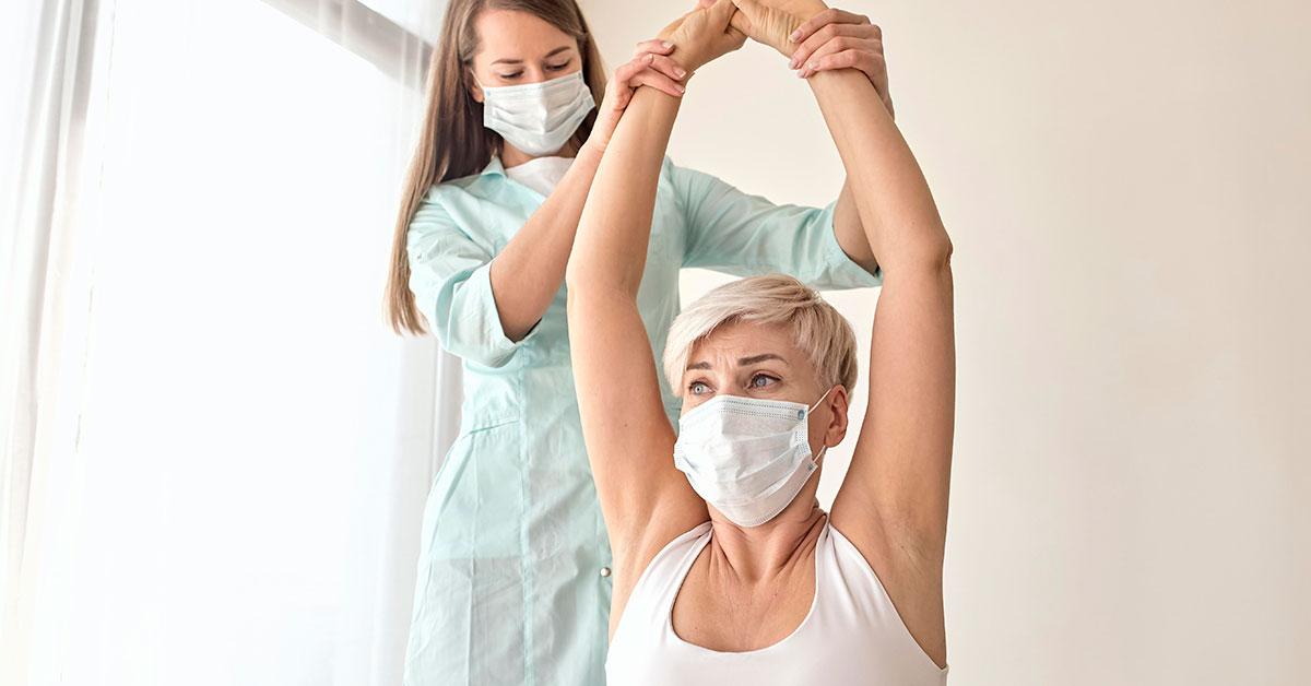 exercicio acometimento pulmonar